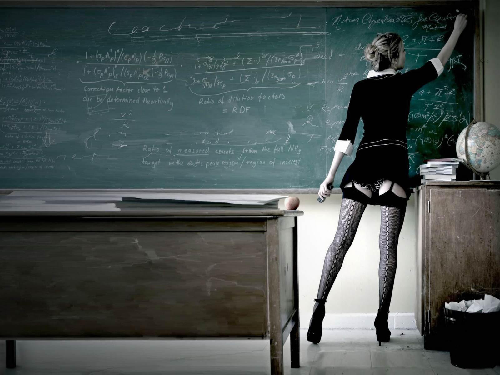 Секс между учительница 25 фотография