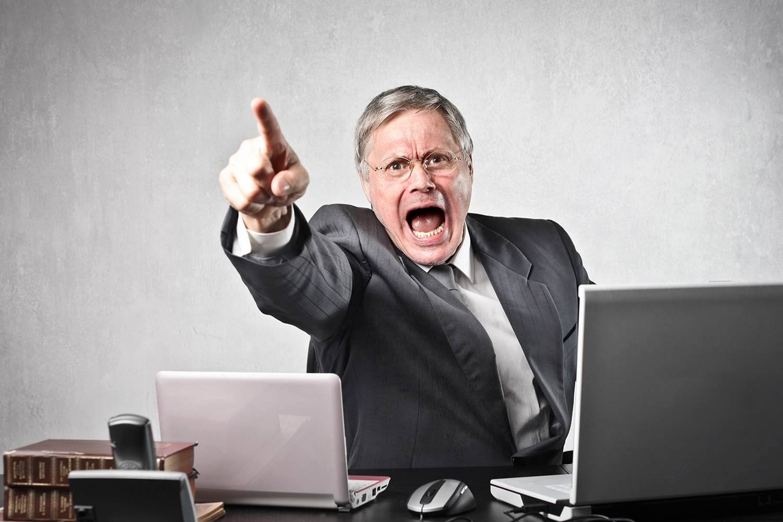 Смешные фото про начальников